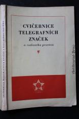 náhled knihy - Cvičebnice telegrafních značek a radiového provozu