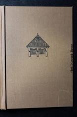 náhled knihy - Mizející krása domova : kniha kreseb