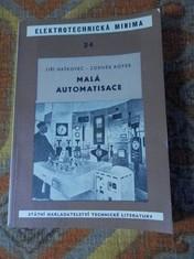 náhled knihy - Malá automatisace