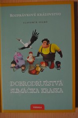 náhled knihy - Dobrodružstvá slimáčka Kraska