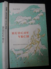 náhled knihy - Hudcov vrch