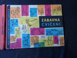 náhled knihy - Zábavná cvičení