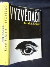 náhled knihy - Vyzvědači