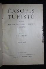 náhled knihy - Časopis turistů. Ročník XLIII. Číslo 1 - 6