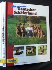 náhled knihy - Mein gesunder Deutscher Schäferhund