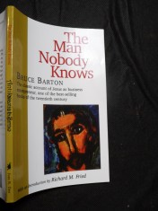 náhled knihy - The Man Nobody Knows
