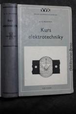 náhled knihy - Kurs elektrotechniky pro vojenská spojovací učiliště
