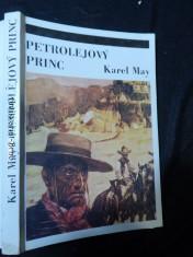náhled knihy - Petrolejový princ : příběh z Divokého západu
