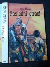 náhled knihy - Poslední otroci (Román z cyklu V zemi Mahdího - díl čtvrtý)