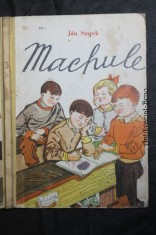 náhled knihy - Machule