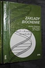 náhled knihy - Základy biochemie : stud. příručka pro posl. fakult připravujících učitele