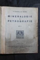 náhled knihy - Mineralogie a petrografie. Díl I