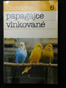 náhled knihy - Chováme papagájce vlnkované (andulky)
