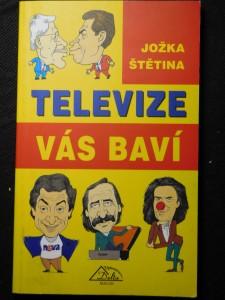 náhled knihy - Televize vás baví, aneb, Když Gott se ženou snídá