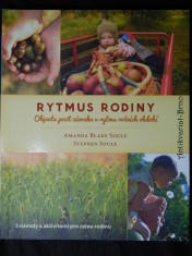 náhled knihy - Rytmus rodiny : objevte pocit zázraku v rytmu ročních období
