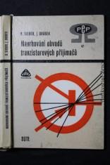 náhled knihy - Navrhování obvodů tranzistorových přijímačů