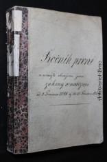 náhled knihy - Zákonník zemský a Věstník vládní korunní země České. Zákony a nařízení od 2. prosince 1848 až do 31. prosince 1849. Roč. 1