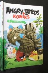 náhled knihy - Angry birds : komiks. Návnada