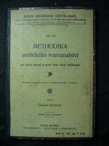 náhled knihy - Methodika měřického tvaroznalství pro školy obecné a první třídu školy měšťanské. I[-II]