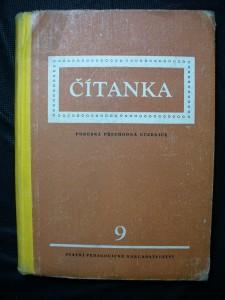 náhled knihy - Čítanka pro devátý ročník všeobecně vzdělávacích škol : Pokusná a přechodná učebnice. 1. část