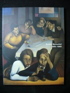 náhled knihy - Ernest Neuschul 1895-1968 : Dům umění města Brna 12.12.2001-27.1.2002 : Museum Ostdeutsche Galerie Regensburg 7.2.2001-14.4.200