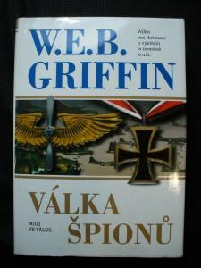 náhled knihy - Válka špionů