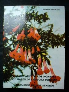 náhled knihy - Vocabulario de los nombres