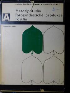 náhled knihy - Metody studia fotosynthetické produkce rostlin