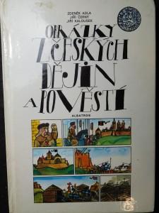 náhled knihy - Otázky z českých dějin a pověstí
