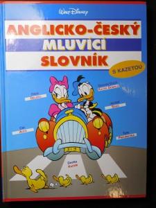náhled knihy - Anglicko-český mluvící slovník