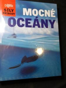 náhled knihy - Deštné lesy a Mocné oceány - dvě knihy