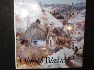 náhled knihy - Oldřich Blažíček