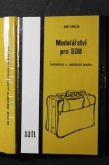 náhled knihy - Modelářství pro SOU, brašnářská a modelářská výroba