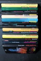 náhled knihy - Omyly bohů; Divné události; Záhadné přízraky; Zázračná vyléčení; Tajemné síly; Čas bohů; Záhadné bytosti; Nejskvělejší čarodějové; Fantastická budoucnost; Podivné události; Mágové; Nedostatečné důkazy; Kniha zmizelých.
