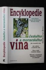 náhled knihy - Encyklopedie českého a moravského vína