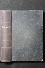 náhled knihy - Vlasť. Časopis pro poučení a zábavu. Roč. IV.