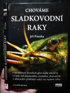 náhled knihy - Chováme sladkovodní raky