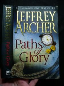 náhled knihy - Paths of glory - Cesta slávy