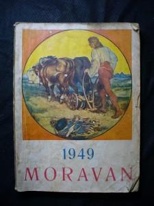 náhled knihy - Moravan