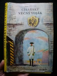 náhled knihy - Císařský věčný voják