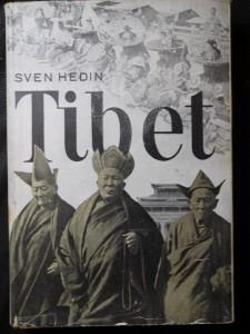 náhled knihy - Tibet : objevitelské výpravy