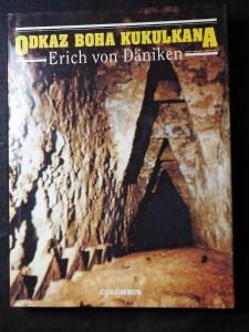 náhled knihy - Odkaz boha Kukulkana : archeologický román