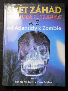 náhled knihy - Svět záhad Arthura C. Clarka A - Z : od Atlantidy k Zombie