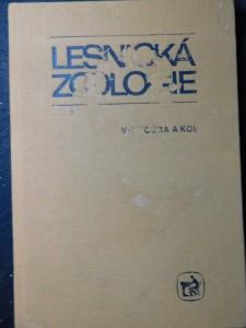 náhled knihy - Lesnická zoologie : učebnice pro druhý ročník středních lesnických technických škol