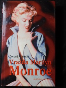 náhled knihy - Vražda Marilyn Monroe