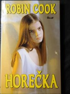 náhled knihy - Horečka