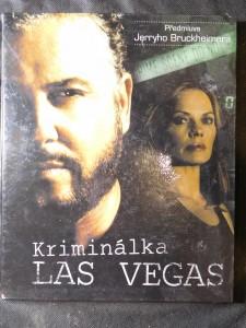 náhled knihy - Kriminálka Las Vegas : CSI: crime scene investigation