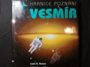 náhled knihy - Vesmír : pozemšťanův průvodce po záhadách vesmírného prostoru