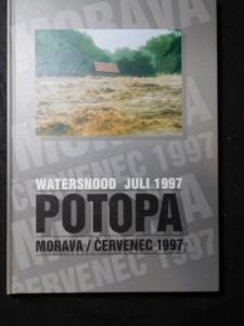 náhled knihy - Potopa = Flood = Überschwemmung : Morava - červenec 1997 Flood Überschwemmun
