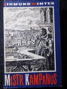 náhled knihy - Mistr Kampanus : Hist. obraz